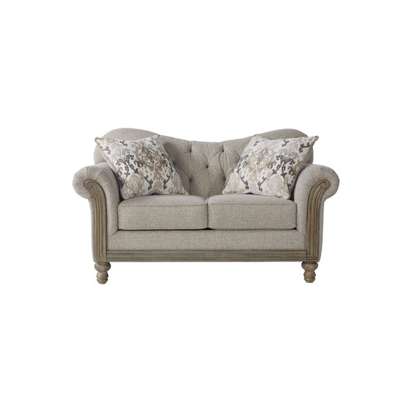 Last Trendy Serta Upholstery Oakland Loveseat by Ophelia & Co. by Ophelia & Co.