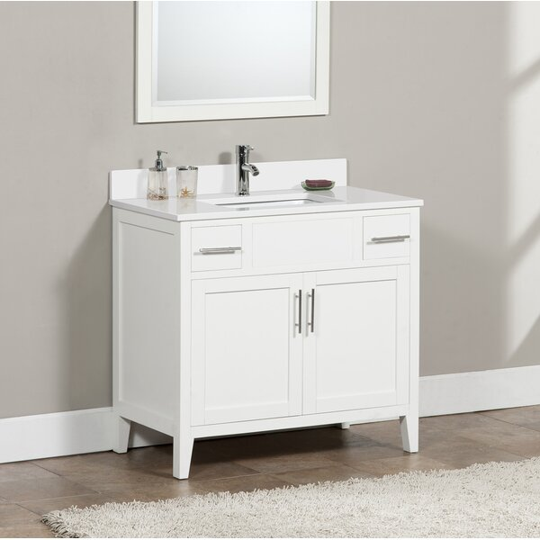 Bedelia 37 Single Bathroom Vanity Set by Latitude Run
