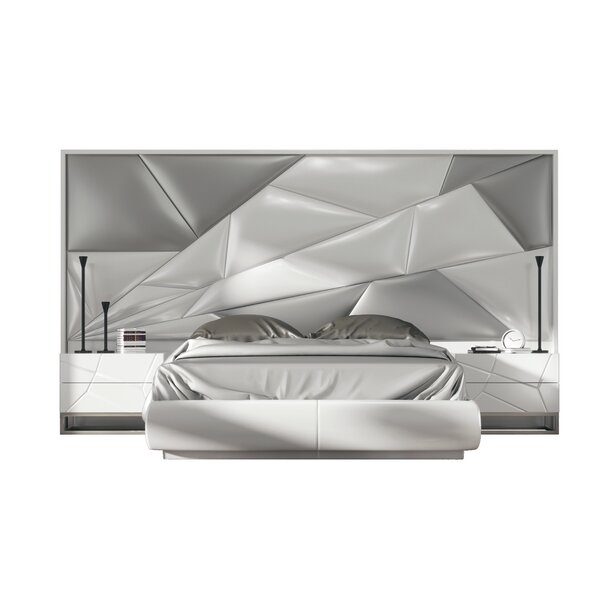 Helotes Queen Upholstered Bed by Orren Ellis