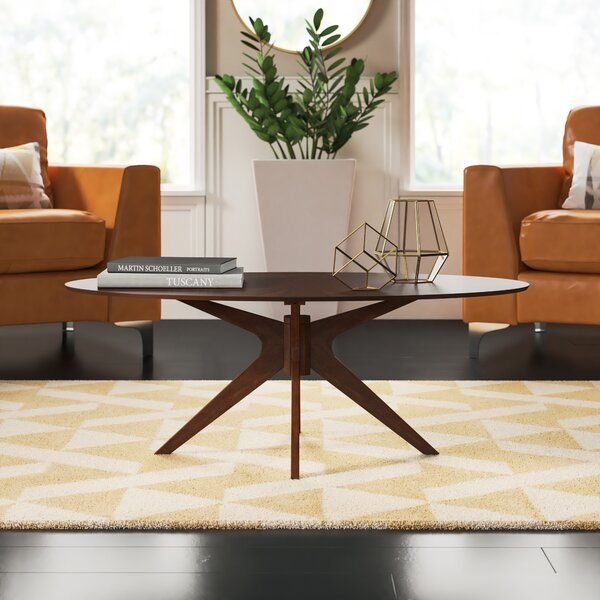Mercury Row Oval Coffee Tables
