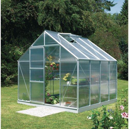 257 cm x 258 cm Gewächshaus Mariela Garten Living | Garten > Gewächshäuser | Garten Living
