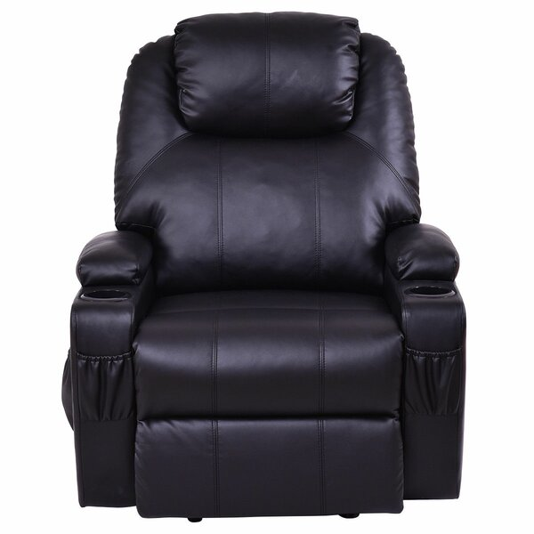 Hauge Power Lift Assist Recliner by Red Barrel Stu