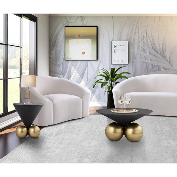 Stlaurent 2 Piece Coffee Table Set By Everly Quinn