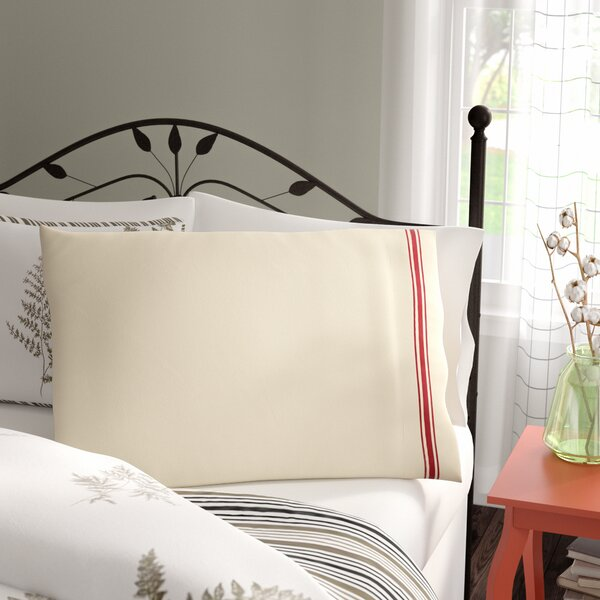 Nawrocki Cotton Pillow Cover (Set of 2) by Laurel Foundry Modern Farmhouse