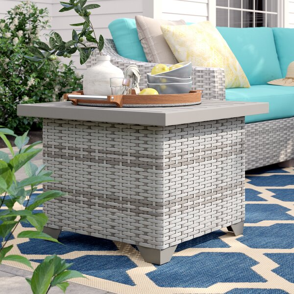 Falmouth Side Table by Sol 72 Outdoor Sol 72 Outdoor