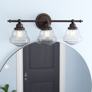 Affordable Margaree 3-Light Vanity Light By Laurel Foundry Modern Farmhouse