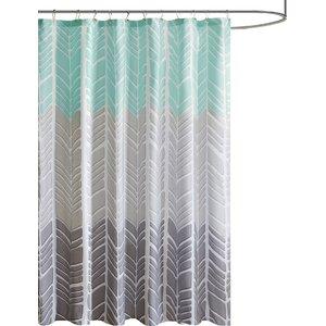 Knarr Printed Shower Curtain