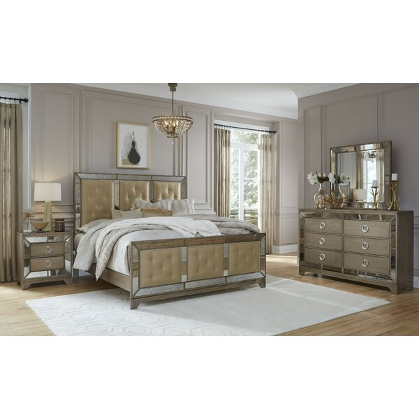 Faribault Standard Configurable Bedroom Set by Everly Quinn