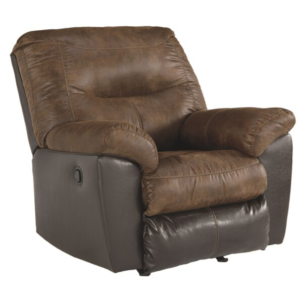 Zebedee Manual Rocker Recliner [Red Barrel Studio]