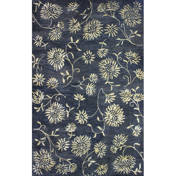 Modbury Navy Area Rug by Charlton Home