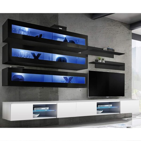 Lockard Floating Entertainment Center For TVs Up To 70