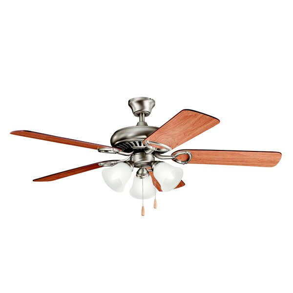 52 Sutter Place Premier 5-Blade Ceiling Fan by Kichler