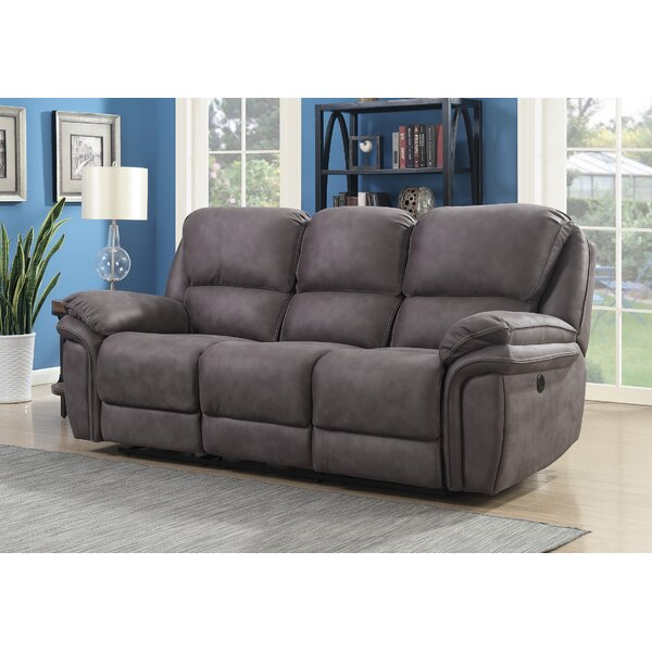 Hot Sale Cannaday Reclining Sofa by Alcott Hill by Alcott Hill