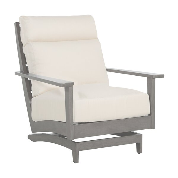 Kennebunkport Spring Patio Chair with Cushions by Summer Classics