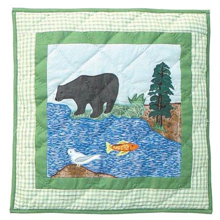 Aubry Cotton Throw Pillow by Loon Peak