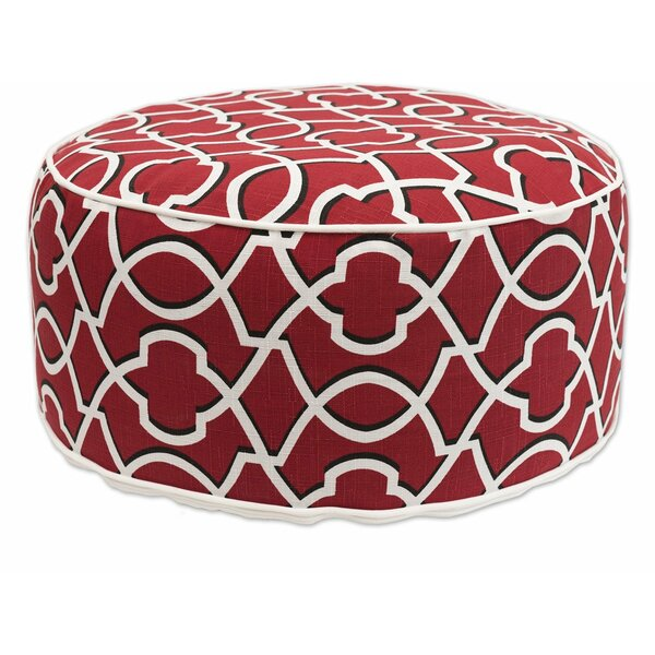 Madawaska Inflatable Pouf by Bungalow Rose