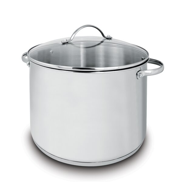 Deluxe Stock Pot with Lid by Cuisinox