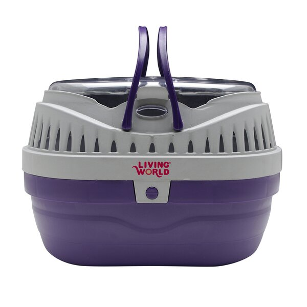 Living World Pet Carrier by Living World by Hagen