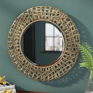 Trent Austin Design Richardson Round Metal Mirror