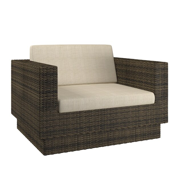 Park Terrace Deep Seating Chair with Cushions by dCOR design