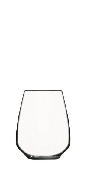 Atelier Riesling Stemless Wine Glass (Set of 6) by Luigi Bormioli