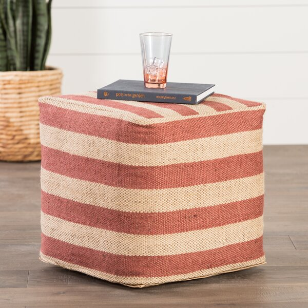 Thornton Pouf By Beachcrest Home Design