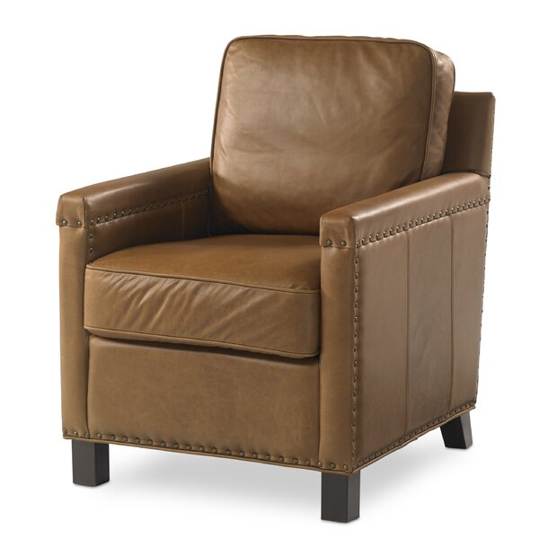 Permelia Club Chair by 17 Stories