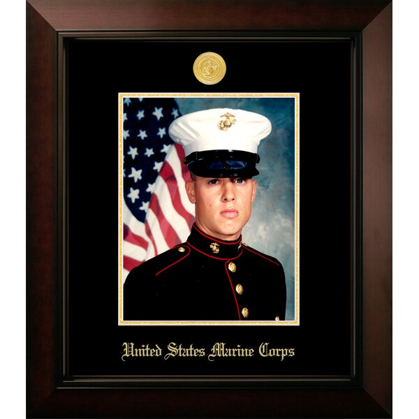 Marine Portrait Legacy Picture Frame by Patriot Frames