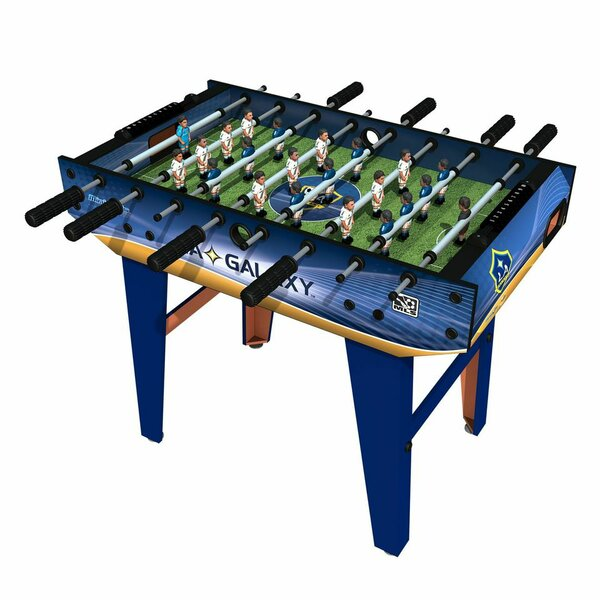 L.A. Galaxy Foosball Table by Minigoals