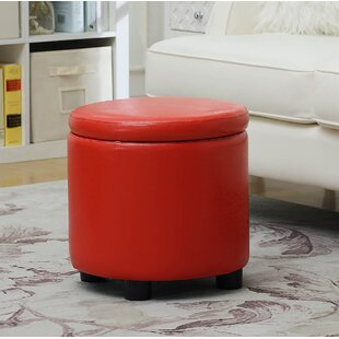 Ordinaire Red Ottomans U0026 Poufs Youu0027ll Love | Wayfair