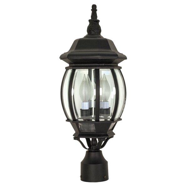 Mackintosh 3-Light Outdoor Lantern Head by Alcott Hill