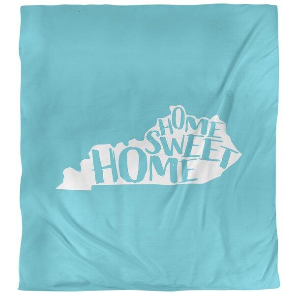 Kentucky Home Sweet Single Duvet Cover