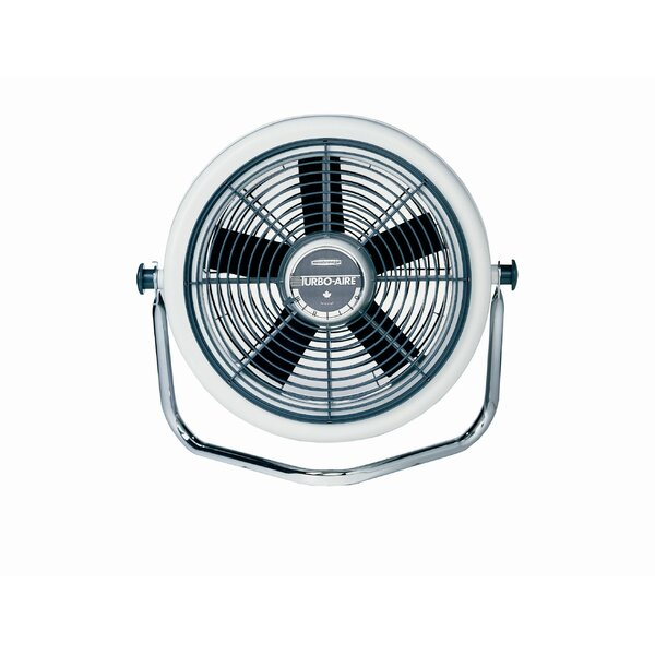 High Velocity Floor Fan by SeaBreeze Electric