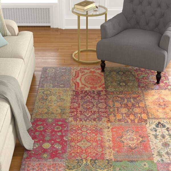 Astoria Old Persian Area Rug by Charlton Home