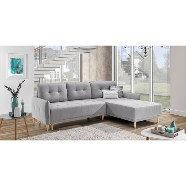 Review Barry Sleeper Sectional