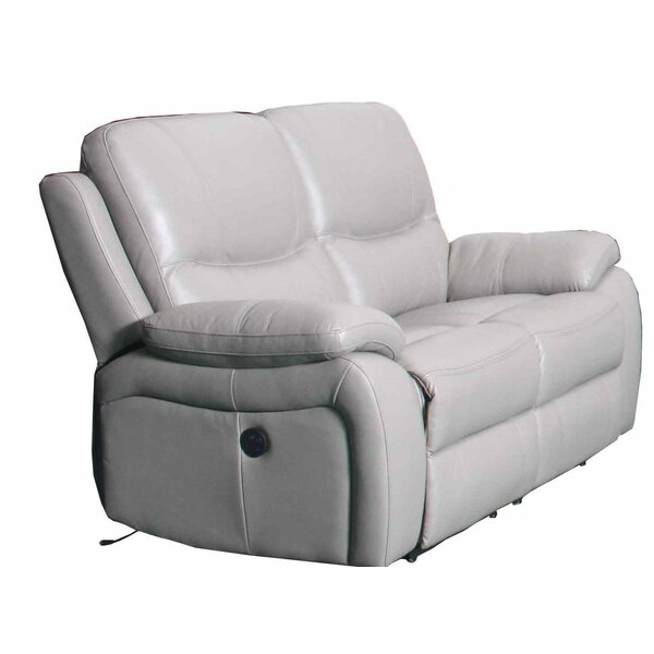 Durante Loveseat Power Recliner by Red Barrel Studio