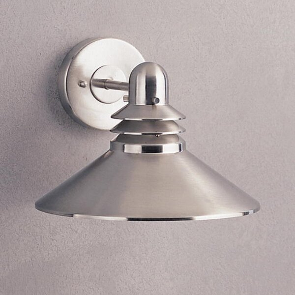 Grenoble 1-Light Outdoor Sconce by Kichler