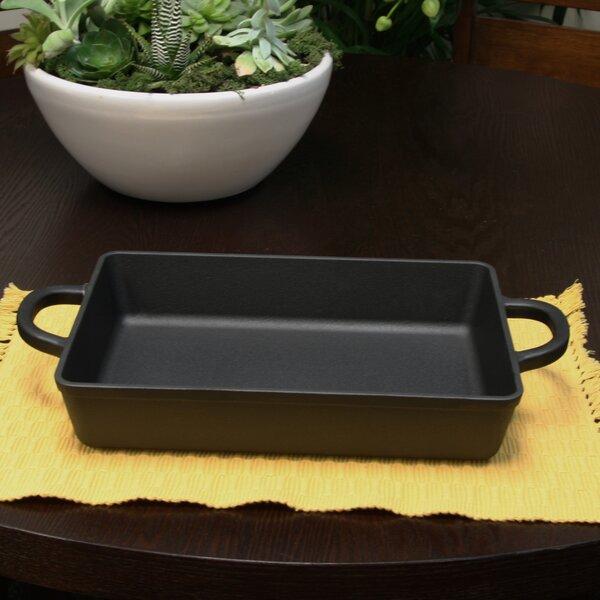 Artisan Rectangular Preseasoned Baking Dish by Crock-pot