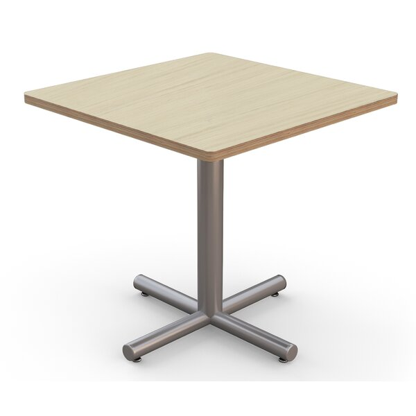 Square Sustainable Furniture Multi-Use Laminate Table by Baltix