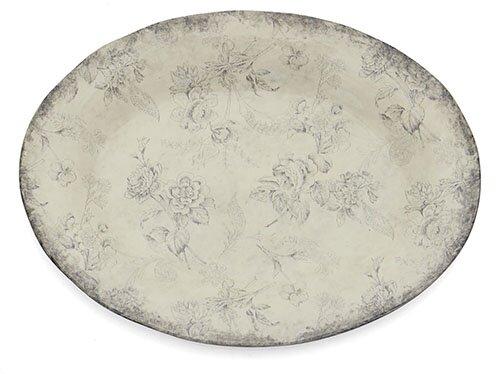 Giulietta Oval Platter by Arte Italica