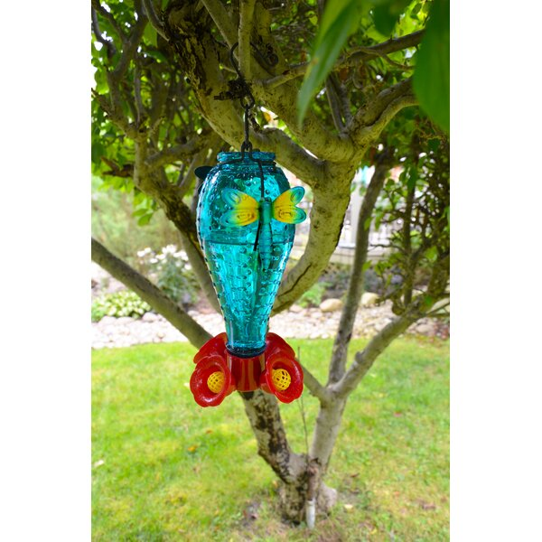 Dragonfly Hummingbird Feeder (Set of 9) by Red Carpet Studios LTD