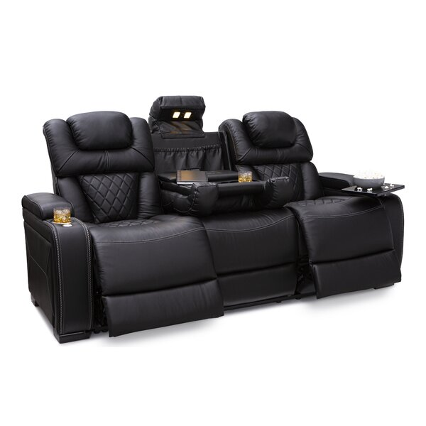 Suleman Leather Reclining 86