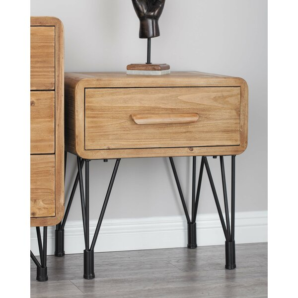 Perryville End Table with Storage by Wrought Studio Wrought Studio