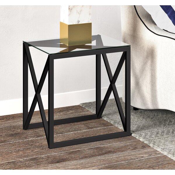 Iliomar End Table by Mercer41