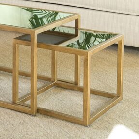Grace End Table by Allan Copley Designs
