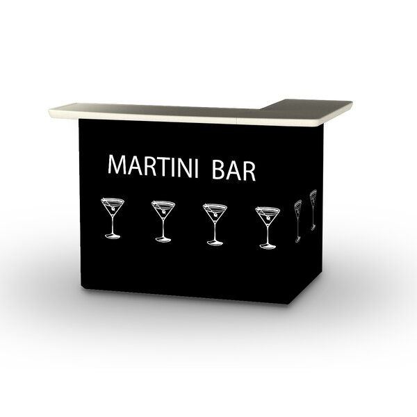 Potawatomi Home Bar By Winston Porter by Winston Porter Spacial Price