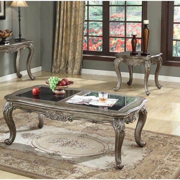 Trecartin 2 Piece Coffee Table Set by Astoria Grand Astoria Grand