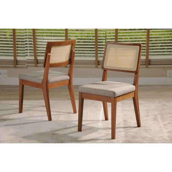 Tatom Upholstered Dining Chair (Set Of 2) By Union Rustic