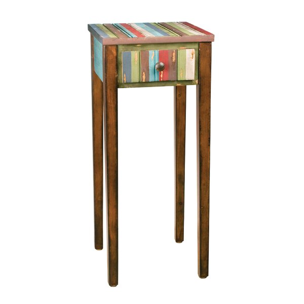 Dalton 1 Drawer Nightstand By Bay Isle Home.