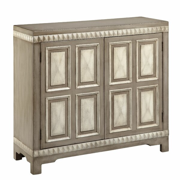 Oakledge 2 Door Accent Cabinet by World Menagerie